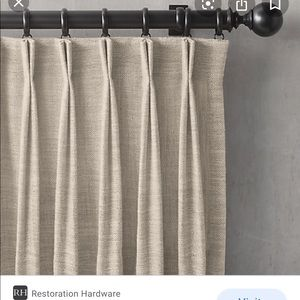 Accents - Pair of gorgeous curtains